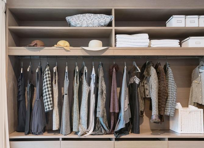 Quitar el mal olor y la humedad del closet y armarios con - Como quitar la humedad de la pared ...