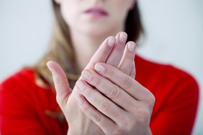 Razones por las que tenemos las manos frías