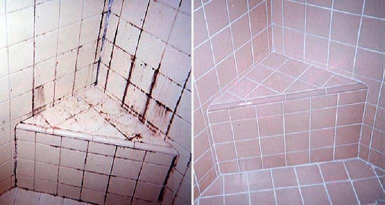 Muy dulces limpiar azulejos de la cocina cocinas muy for Limpiar azulejos cocina