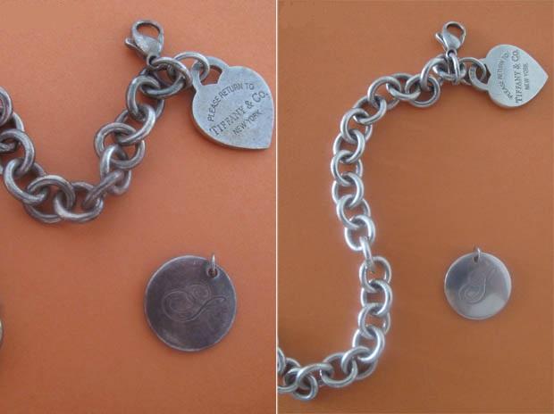 C mo limpiar una cadena de plata de manera natural - Como limpiar la plata ...