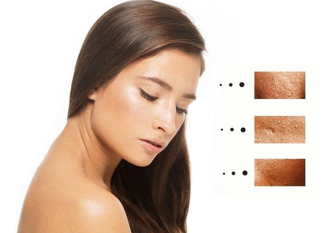 en línea masaje piel oscura