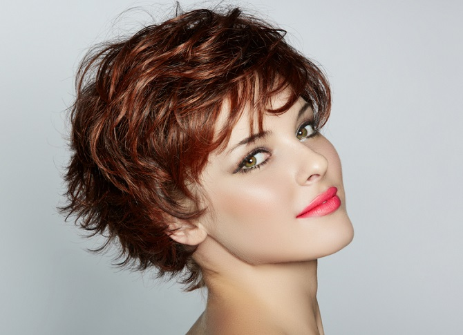 Nuevos peinados para pelo corto fciles de hacer