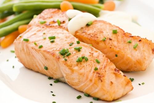 salmón un aporte de omega 3 para la salud