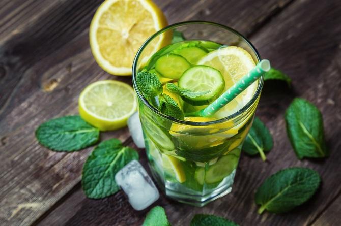 Potente bebida para limpiar completamente tu organismo