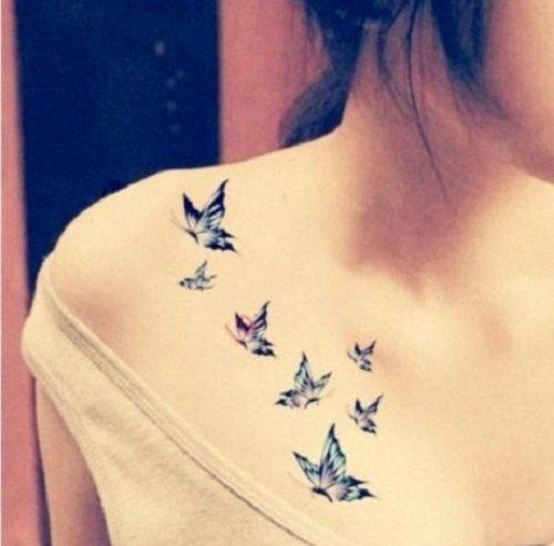 30 Fotos De Tatuajes Para Mujeres Para Inspirarse