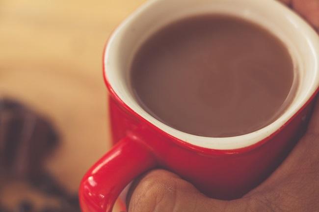 chocolate caliente puede ser un afrodisíaco