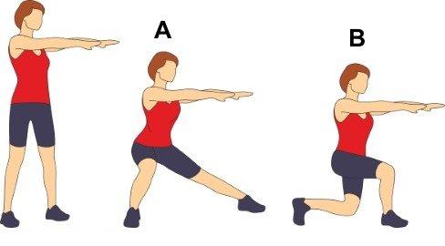 Los mejores ejercicios para tonificar la entrepierna