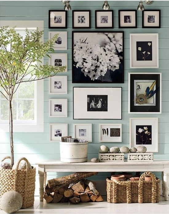 ideas para decorar las paredes