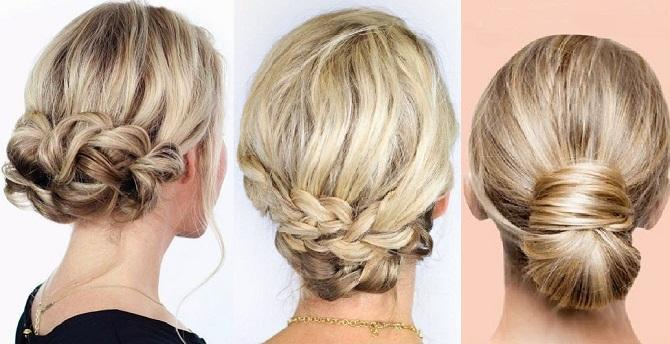 Recogidos bajos para novias peinados recomendados for Recogidos bonitos y sencillos