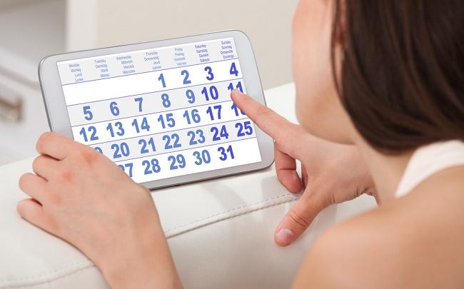retraso menstrual regla