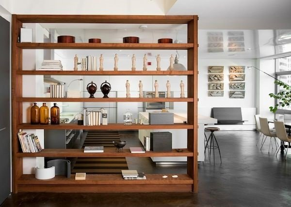 30 ideas de separadores de espacios para la casa - Separadores De Ambiente