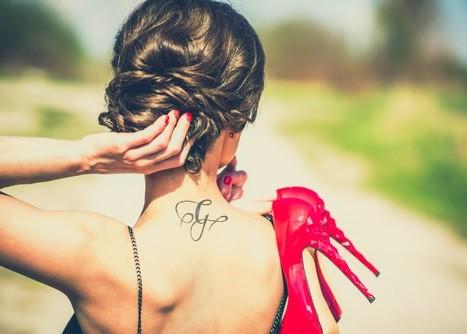 Tatuajes para mujeres jóvenes y audaces