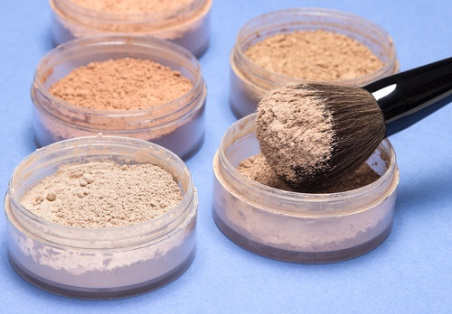 tipos de maquillaje mineral