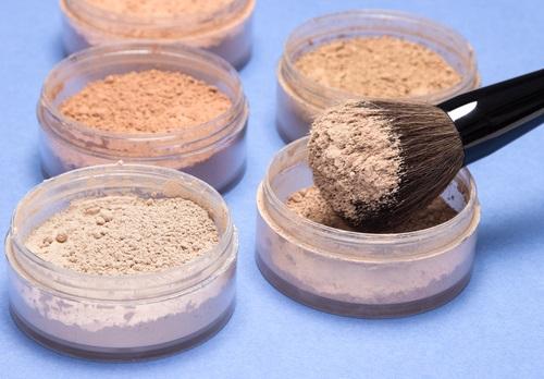 tipos de maquillaje mineral