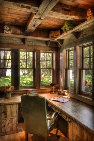 una casa muy acogedora