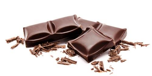 alimentos ricos en magnesio chocolate