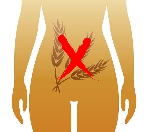 Sin gluten dieta antiinflamatoria