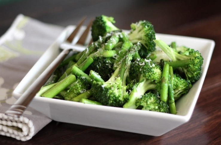 brócoli cero calorías