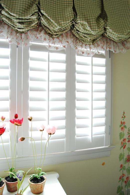 decorar ventanas persianas