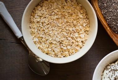 desayuno semillas de chia y avena una Perfecta combinación para reducir la grasa del estómago