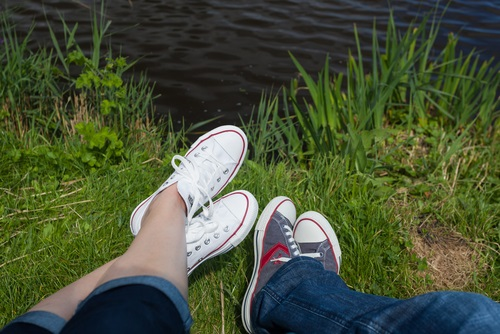 look casual convers