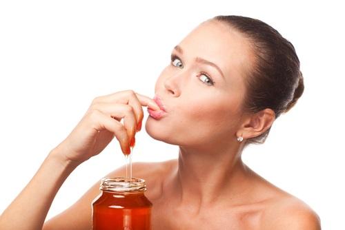 alimentos afrodisíacos miel de abejas