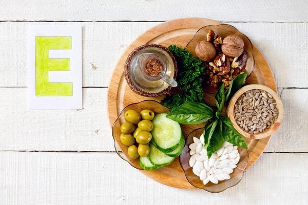 vitamina E y qué alimentos son los que la contienen