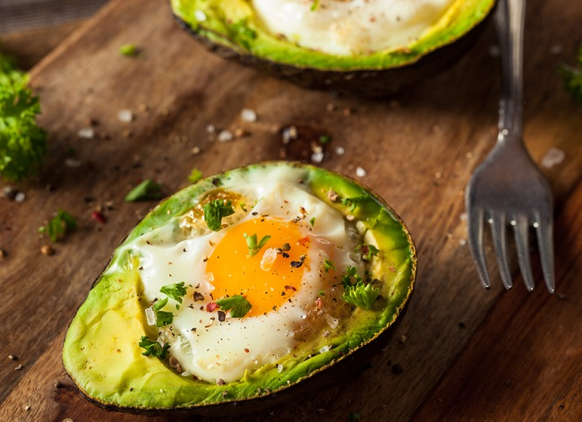 Desayuno con proteínas para reducir la inflamación y adelgazar