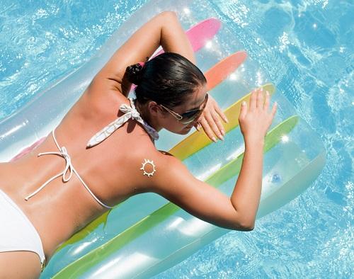 cómo afectan los rayos UV