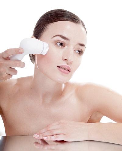 cepillo de limpieza facial para piel perfecta