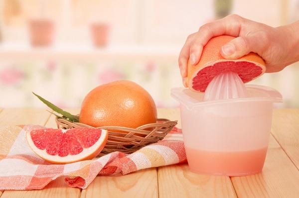 jugo de toronja para disminuir la celulitis