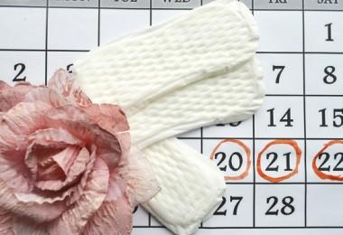 menstruación período