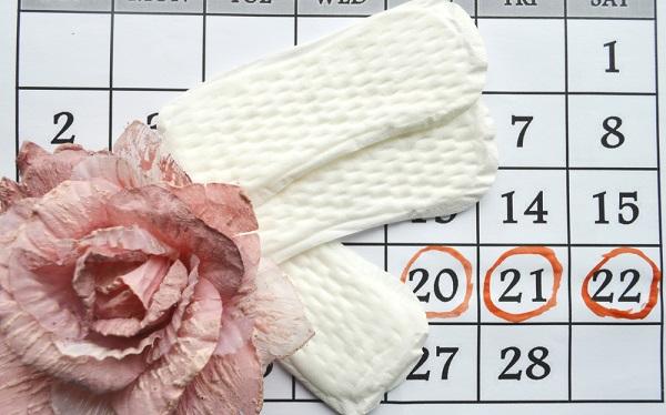 menstruación irregular período