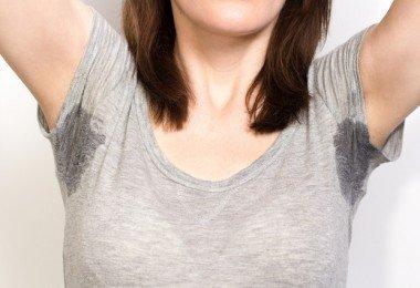 sudoración excesiva