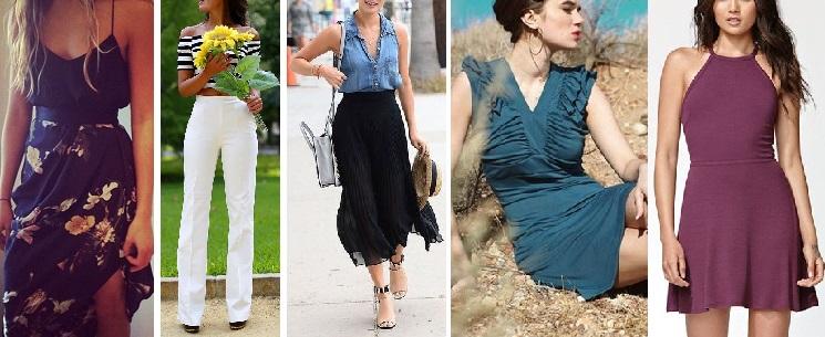 tips para vestir blusas de tiritas