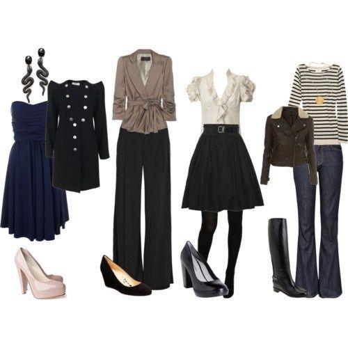 tips para vestir cuerpo de pera