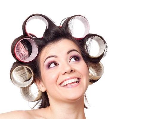 tubos para alisar el cabello