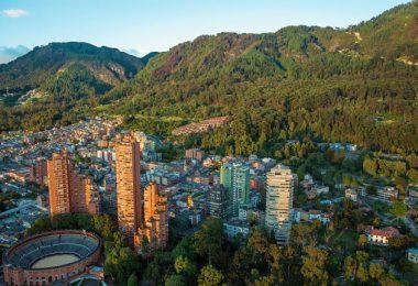 Bogotá, una ciudad para visitar en Colombia