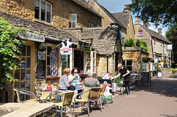 Pueblos para visitar Bourton-On-The-Water Inglaterra