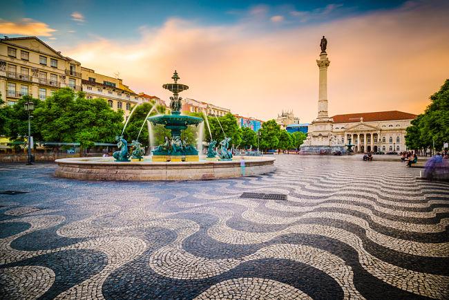 Casco Lisboa