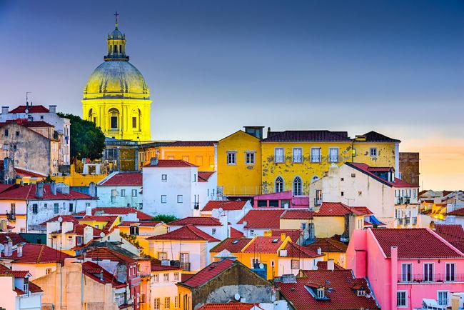 Estilos de casas de Lisboa