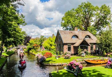 Giethoorn Holanda