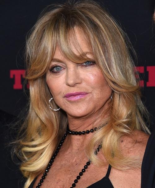 Goldie hawn mujeres de 60