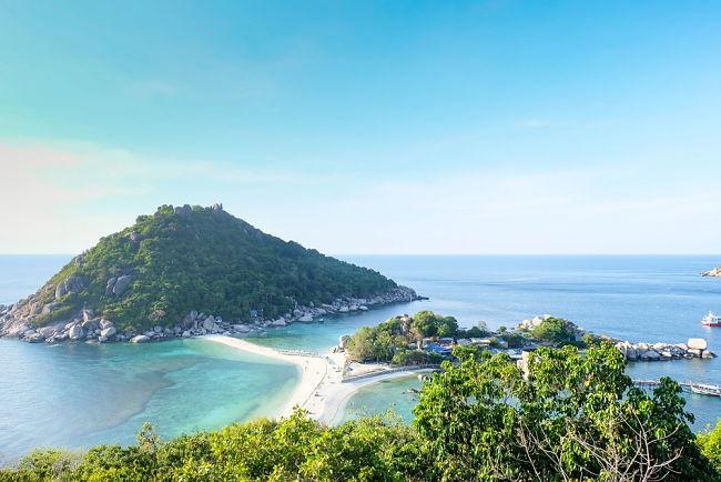 Koh Tao un paso por sus encantadores paisajes naturales