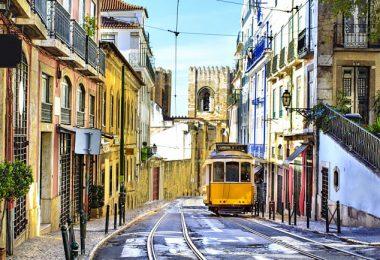 Lisboa y un paseo por sus paisajes y costumbres