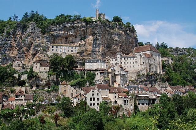 Rocamadour un pueblo de cuentos