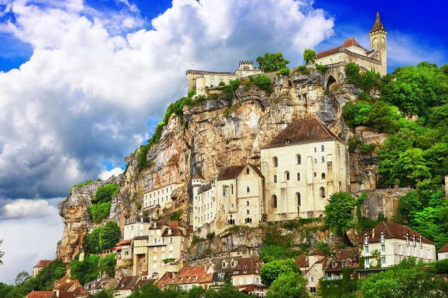 Rocamadour y su encanto medieval