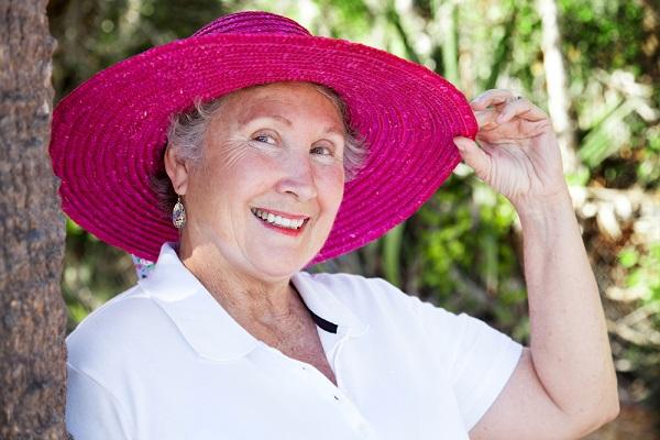 abuela lucir joven y atractiva siempre