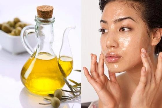 piel seca afecta la imagen aceite de oliva