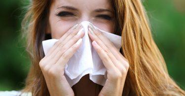 alergias resfriados